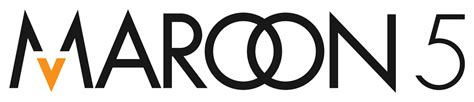 maroon logo maroon 5 logo music logonoid com