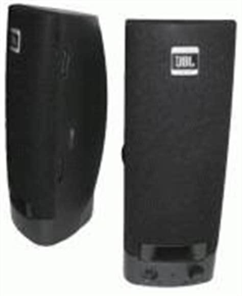 Speaker Jbl Platinum Series black compaq jbl platinum series speakers w ac adapter sp08a11