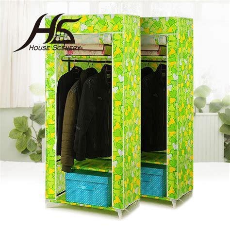 Cheap Fabric Wardrobes by Get Cheap Wardrobe Closet Aliexpress Alibaba
