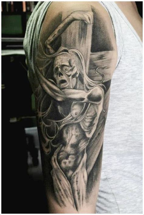 tattoo 3d zombie 40 zombie tattoo designs that scare to death