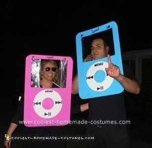 Spooky Ipod Costumes by Coolest Ipod Costumes