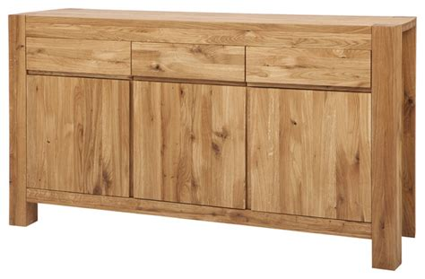white oak buffet stockholm 3 drawer 3 door white oak sideboard