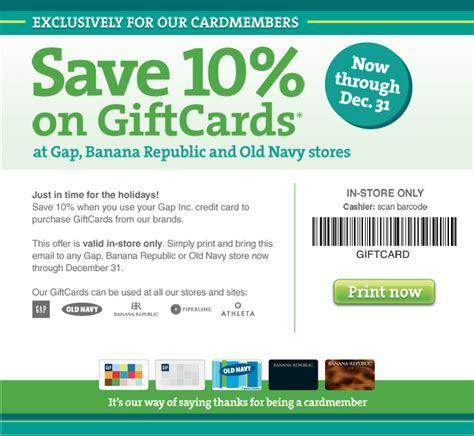 Can You Use A Old Navy Gift Card At Gap - gift card bonus deals round up happy money saver
