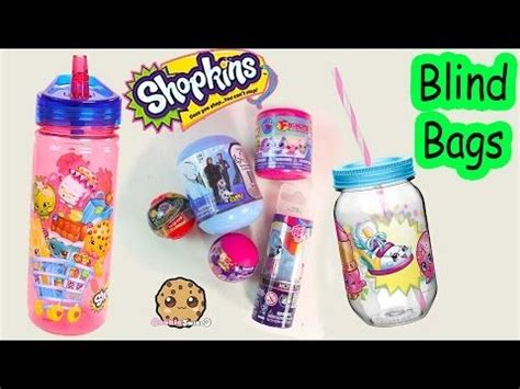 Shopkins Ornaments Blind Pack 3 shopkins season 1 2 stickers blind bag packs album