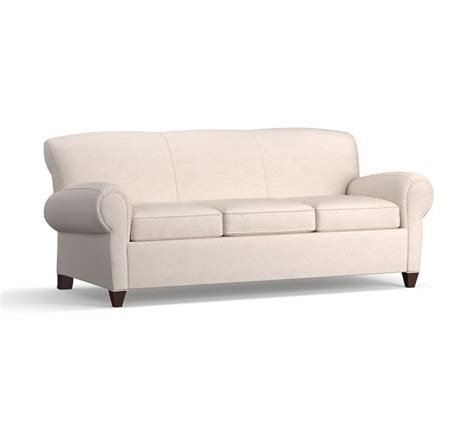 Pottery Barn Manhattan Sofa by Manhattan Upholstered Sofa Collection Pottery Barn