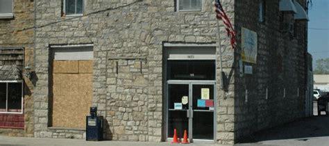 Edwardsville Post Office by Edwardsville Residents Voice Opposition To Post Office