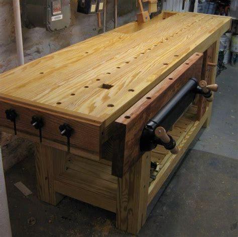 rouboholtzapffel hybrid bench  tool trayend vise