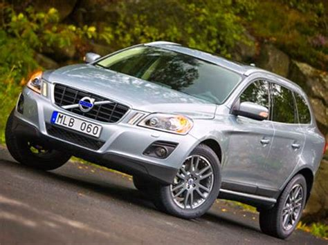 2010 volvo xc60 pricing ratings reviews kelley blue book