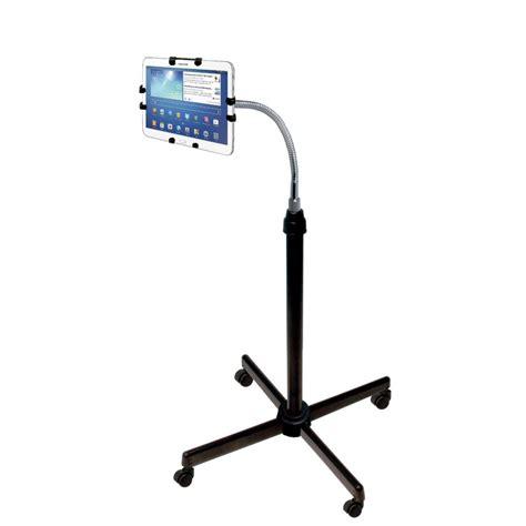 Gooseneck Floor Stand cta digital adjustable gooseneck floor stand for kindle