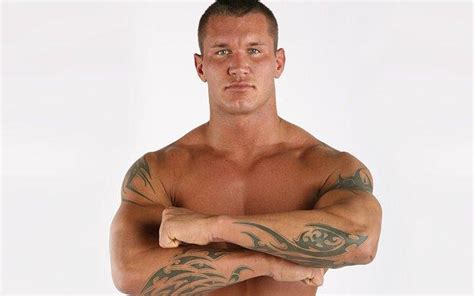 randy orton back tattoo design randy orton photos