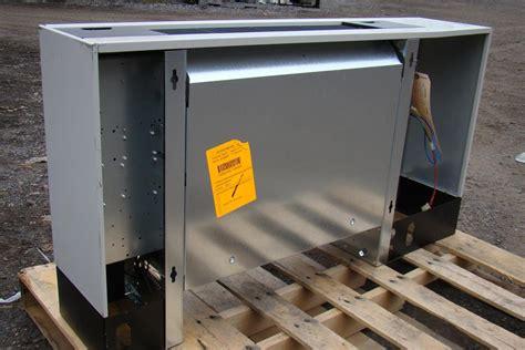fan coil heat trane heat pump air conditioner q cycle fan coil vertical