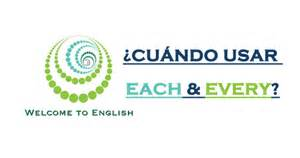 preguntas frecuentes meaning in english diferencia entre each every welcome to english
