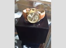 Michael Kors Tan Watch 11% Off | Michael Kors Accessories ... Reviews About Tradesy