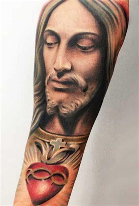 tattoo sagrado coração de jesus e maria 25 melhores ideias de tatuagem jesus cristo no pinterest