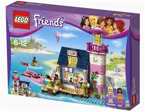 Lego Friends Heartlake Lighthouse 41094 brick friends lego 41094 heartlake lighthouse