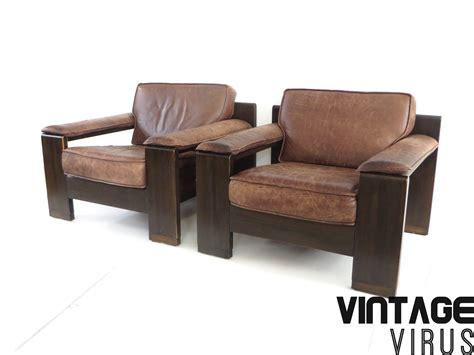leren fauteuil leolux vintage leolux fauteuils vintage virus