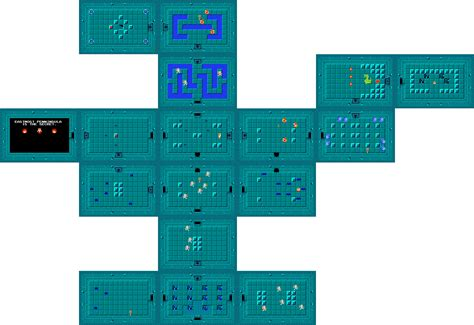 legend of zelda map level 1 the legend of zelda walkthrough level 1 the eagle