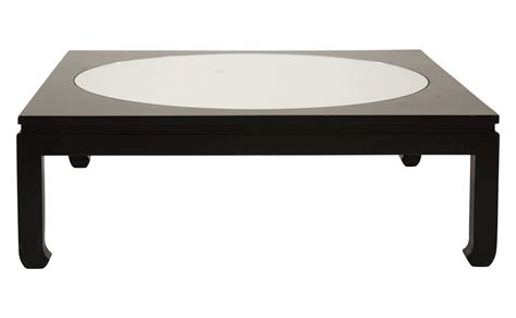 vintage black coffee table jayson home - Vintage Black Coffee Table