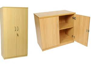 Maple Storage Bench Storage Cupboards Office Furniture Solutions 4u