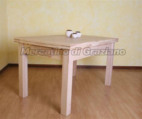 tavolo rovere sbiancato mercatino di graziano mobili arredamento rustico in