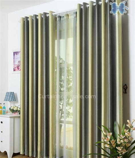 customized curtains online eco friendly blackout natural style living room green
