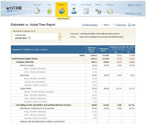 excel 2013 tutorial 10 review assignment actitime software review overview features pricing