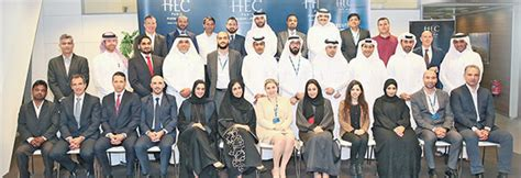 Hec Executive Mba Doha by Qatar Tribune Newspaper