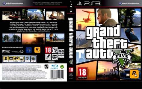 Dvd Ps4 Gta V gta 5 les jaquettes du jeu