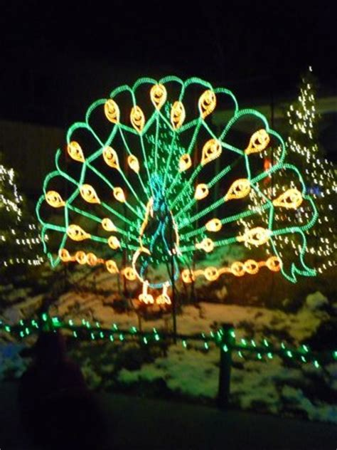 zoo lights at hogle zoo hogle quot zoo lights quot at picture of utah s hogle