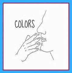 sign word list for colors in american sign language asl asl on pinterest american sign language sign language