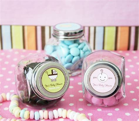 personalized candies for baby shower theme wedding personalized jars set of 24