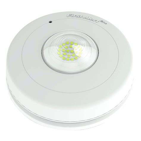smoke alarm strobe light hearing impaired alert hearing impaired led strobe light sled177