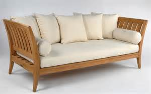 Day Bed Kayu Jati Sofa Bed Sonoma Teak