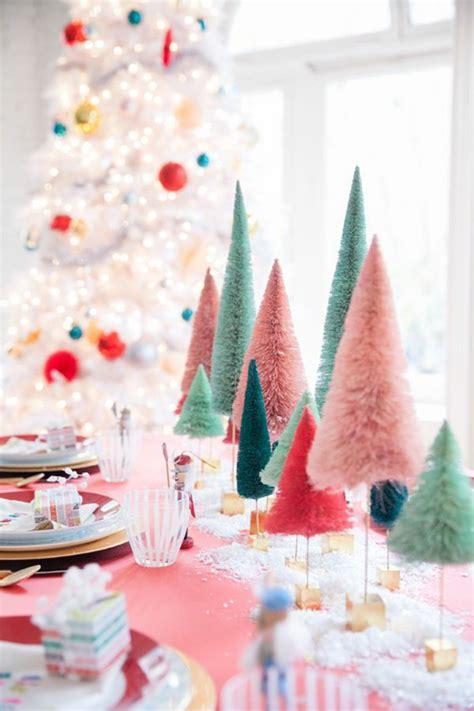 cute christmas table decorating ideas table decorations made self 55 festive table decoration ideas fresh design pedia
