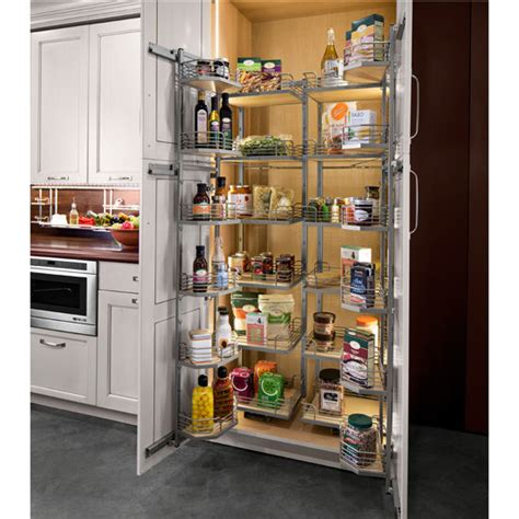 Chef Pantry by Pantries Hafele Tandem Kitchen Chef S Pantry Kitchensource