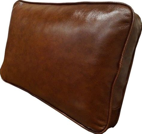 leather sofa cushion covers antique pillows sofa cushions real genuine leather filled
