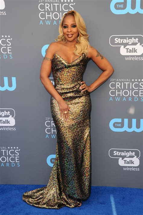 Critics Choice Awards 2018 Nominados J Blige 2018 Critics Choice Awards