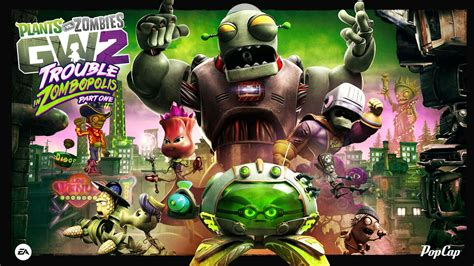 plants  zombies garden warfare   big update