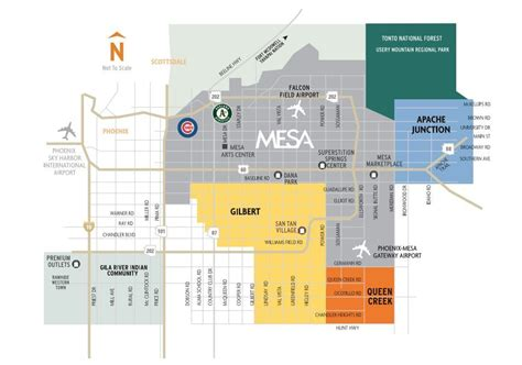 map world mesa az interstate hotels and resorts inn express suites