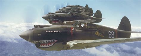 wwii curtis p40 warhawk fighter curtiss p 40 warhawk one of ww ii s most fighters historynet