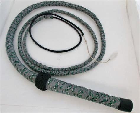 stock whip pattern 6 ft nylon bull whip 12 plait 550 paracord stock whip