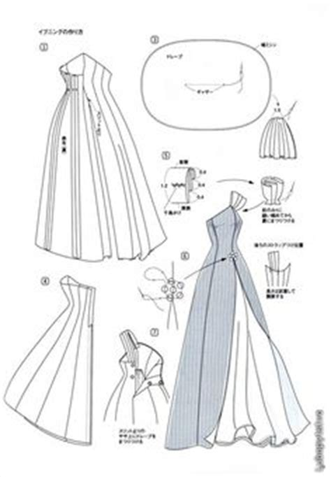 jointed doll dress pattern 1000 images about doll clothing patterns on