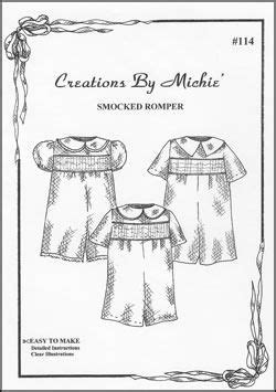 by category sewing patterns chadwick heirlooms 47 best rompers to make images on pinterest heirloom