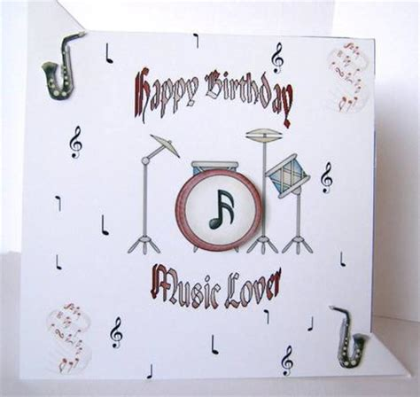 Birthday Musical Cards Happy Birthday Wishes With Drum