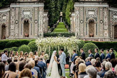 Wedding luxuriance on Lake Como   Perfect Italy Wedding