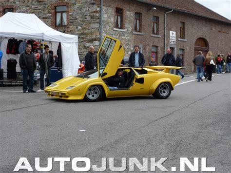 yellow lamborghini countach lamborghini countach yellow foto s 187 autojunk nl 42303
