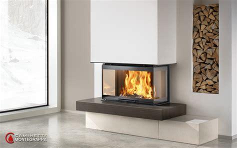 camini termoventilati a legna caminetti design caminetti moderni per arredamento