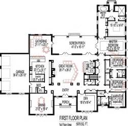 floor plans 5000 to 6000 square 5 bedroom house plans open floor plan designs 6000 sq ft