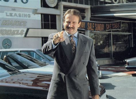 Robin Williams Car Salesman by The Roles Of A Lifetime Robin Williams