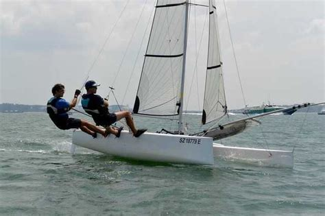 catamaran sale singapore ahpc f16 viper racing catamaran for sale in singapore